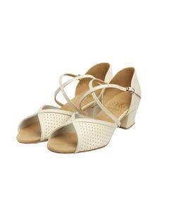 Supadance Teaching And Practice Leather Sandal