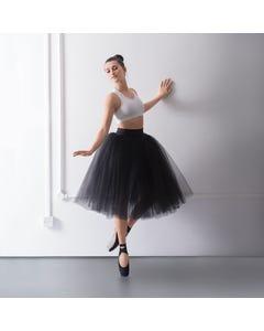 1st Position Prestige Romantic Tutu Skirt on Pants