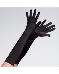 Long Satin Glove