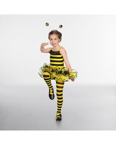 1st Position Striped Sequin Tutu