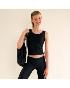 1st Position Dance Vest (Cotton/Elastane)