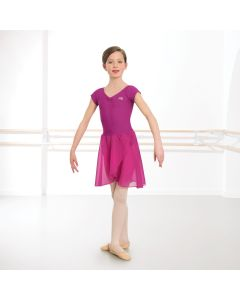 ABD Ballet Grades 1 to 4 Voile Wrapover Skirt