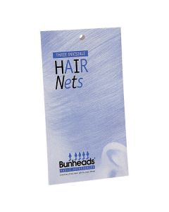Bunheads Hair Nets - Light Brown