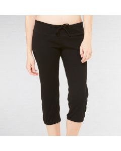 Bella Capri Scrunch Cropped Pants