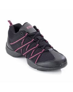 Bloch Criss Cross Mesh Sneakers