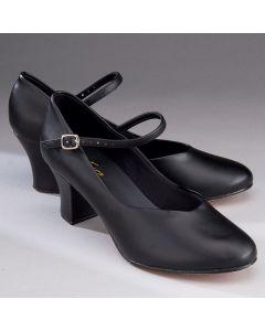 """So Danca Character/Stage Shoe 2"""" Heel"""