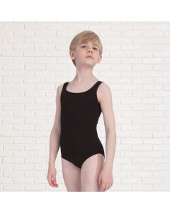 Plume Boys Tank Leotard