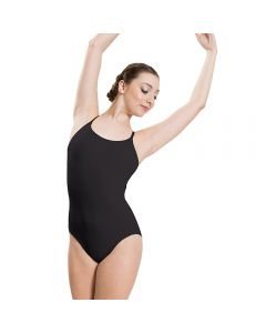 Revolution Adjustable Strap Mid-Scoop Leotard