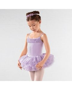 Bloch Desdemona Girls Tutu Leotard