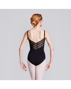 Bloch Allnatt Mesh Back Cami Leotard