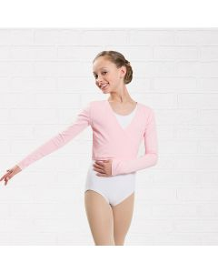 Bloch Regulation Wrap Top