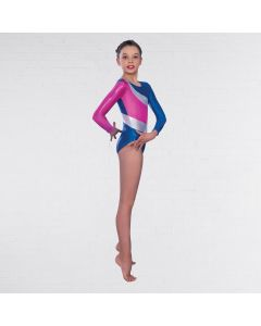 1st Position Jadyn Long Sleeved Leotard