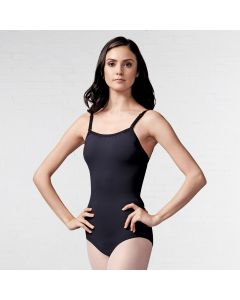 Capezio Dancelogic Camisole Leotard With Bratek Lining