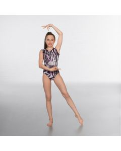 1st Position Eclipse Sleeveless Leotard