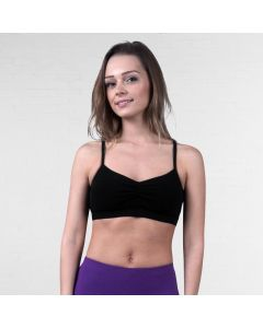 Lulli Brushed Cotton Camisole Dance Top Kaylee