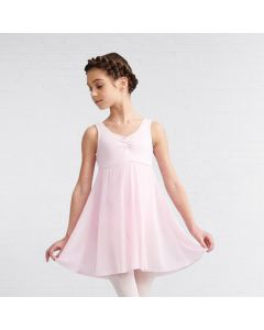 Capezio Childs Empire Skirted Leotard
