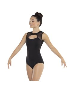 Revolution Linear Mesh Tank Leotard