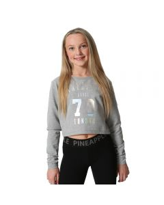 Pineapple 79 Crop Jumper