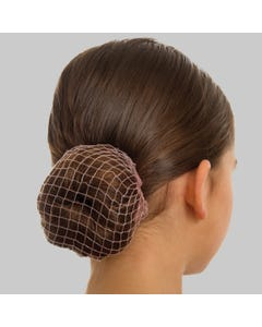 Heavy Duty Bun Net (Pink)