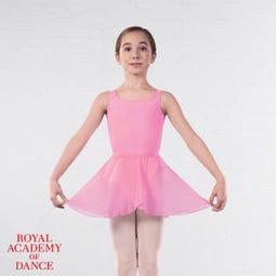 RAD Approved Emilia Wrapover Chiffon Skirt