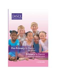 RAD Pre Primary/Primary in Dance DVD's (Set of 2)