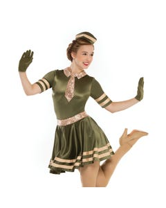 Revolution G.I. Jive Costume