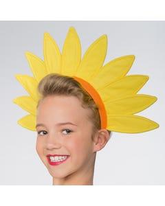 Yellow Flower Headdress